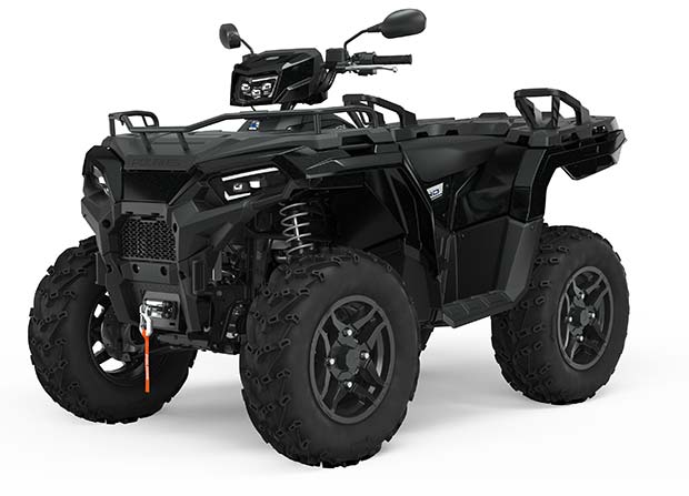 Sportsman® 570 EPS BLACK EDITION